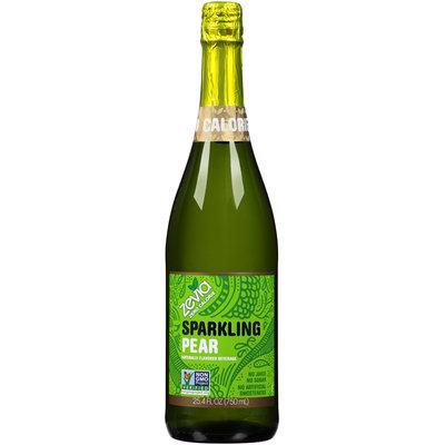 Zevia® Sparkling Pear Flavored Beverage 25.4 fl oz. Glass Bottle