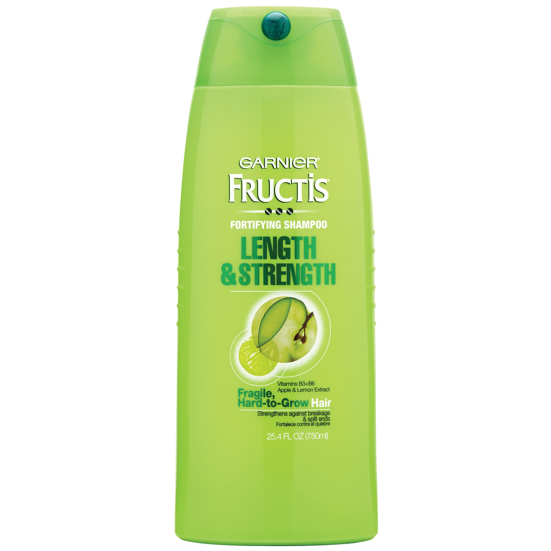 Garnier® Fructis® Length & Strength Shampoo 25.4 fl oz