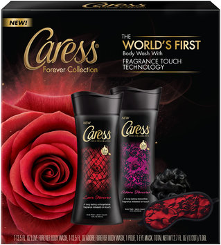Caress® Forever Collection Gift Set 4 piece Box