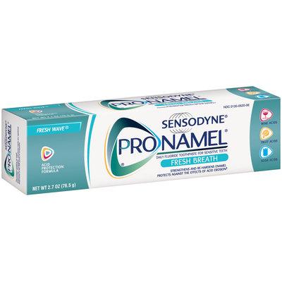 Sensodyne® Pronamel® Fresh Wave® Toothpaste 2.7 oz. Box