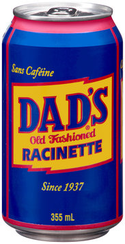 Dad's® Root Beer Old Fashioned 355mL Can