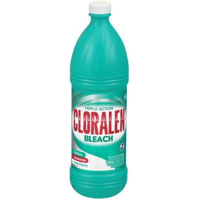 Cloralen® Triple Action Bleach 32.12 fl. oz. Bottle