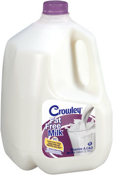 Crowley® Fat Free Milk