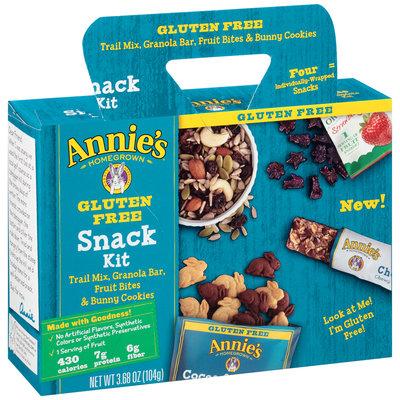 Annie's Homegrown® Gluten Free Snack Kit 3.68 oz. Box