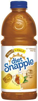 Diet Snapple® Half 'n Half 32 fl. oz. Plastic Bottle