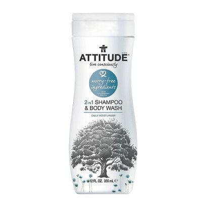 ATTITUDE 2 in 1 Shampoo & Body Wash