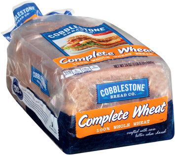 Cobblestone Bread Co.™ Complete Wheat Bread 24 oz. Bag