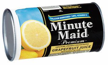 Minute Maid® Premium Grapefruit Juice Frozen Concentrate 12 fl. oz. Can