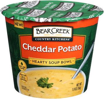 Bear Creek Country Kitchens® Cheddar Potato Soup Mix 1.9 oz. Microcup