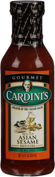 Cardini's® Roasted Asian Sesame Dressing 12 fl. oz. Bottle