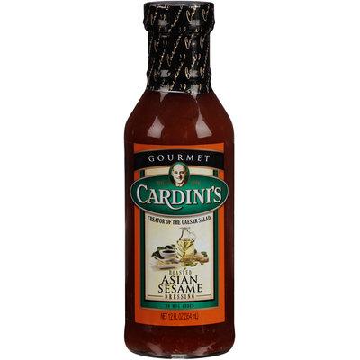 Cardini's® Roasted Asian Sesame Dressing 12 fl. oz. Bottle