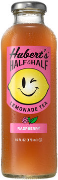 Hubert's® Half & Half Raspberry Lemonade Tea 16 fl. oz. Bottle