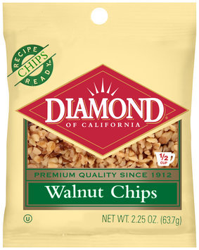 Diamond of California® Walnut Chips