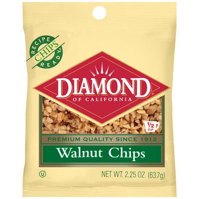 Diamond of California® Walnut Chips