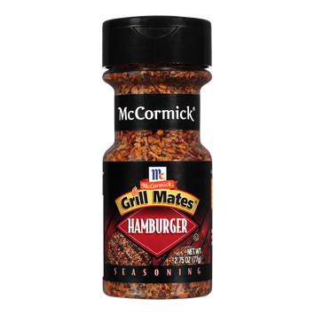 McCormick® Grill Mates® Hamburger Seasoning