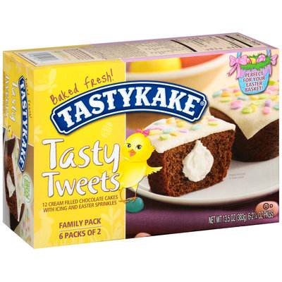 Tastykake® Tasty Tweets® Cake