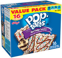 Kellogg's Pop-Tarts, Frosted Hot Fudge Sundae