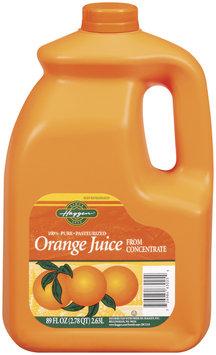 Haggen Orange Juice