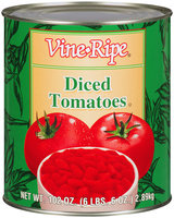 Vine-Ripe® Diced Tomatoes