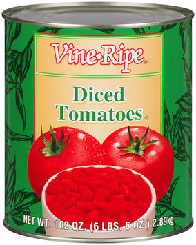 Vine-Ripe® Diced Tomatoes