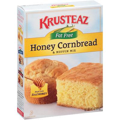 Krusteaz® Fat Free Honey Cornbread & Muffin Mix 14.5 oz. Box