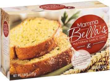 Mamma Bella's® Multigrain Garlic Toast 7.8 oz. Box