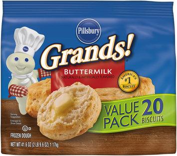 Pillsbury Grands!® Buttermilk Biscuits 20 ct Bag