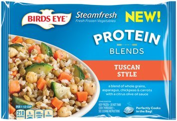 Birds Eye® Steamfresh® Tuscan Style Protein Blends 11 oz. Bag
