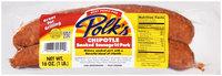 Polk's® Chipotle Smoked Pork Sausage 16 oz. Pack