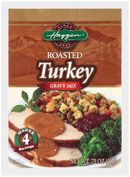 Haggen Roasted Turkey Gravy Mix .75 Oz Packet