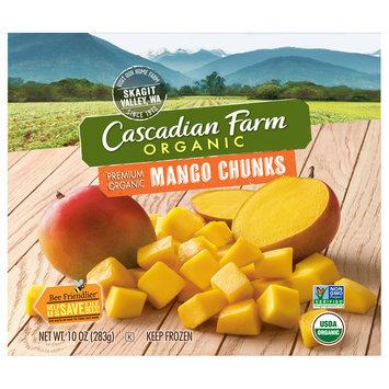 Cascadian Farm™ Premium Organic Mango Chunks 10 oz. Pouch