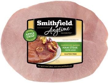 Smithfield® Anytime Favorites® Hardwood Smoked Ham Steak with Apple Crisp Glaze
