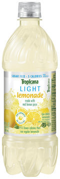 Tropicana® Light Lemonade Flavored Juice Drink 20 fl. oz. Plastic Bottle