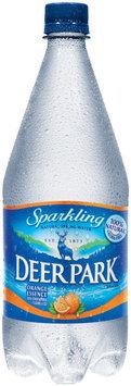 Deer Park Sparkling Natural Spring Water Orange Essence 1L Plastic Bottle