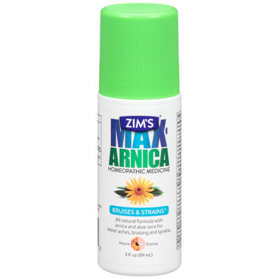 Zim's® Max-Arnica Homeopathic Medicine 3 fl. oz. Bottle