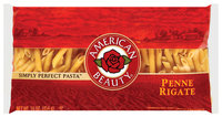 American Beauty  Penne Rigate 16 Oz Bag