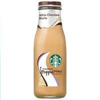 Starbucks® Frappuccino® White Chocolate Mocha Chilled Coffee Drink 13.7 fl. oz. Glass Bottle