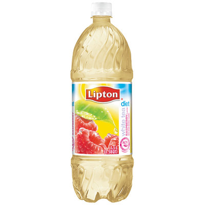 Lipton® Diet Iced White Tea with Raspberry 1.5L Plastic Bottle