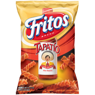 Fritos® Tapatío® Flavored Corn Snacks