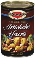 Schnucks Small Size Artichoke Hearts 14 Oz Can
