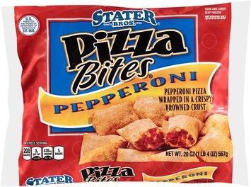 Stater Bros.® Pizza Bites® Pepperoni 20 oz. Bag