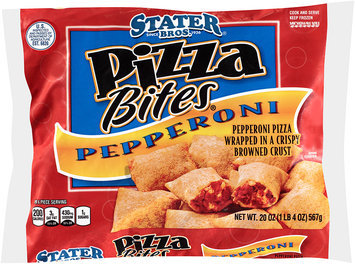 Stater Bros.® Pizza Bites® Pepperoni 20 oz. Bag