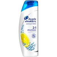 Head & Shoulders Citrus Breeze 2in1 Dandruff Shampoo + Conditioner