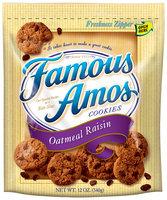 Famous Amos® Oatmeal Raisin Cookies