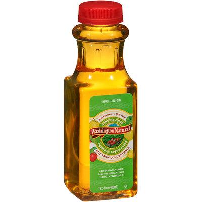 Washington Natural Premium Apple Juice 13.5 fl. oz. Bottle