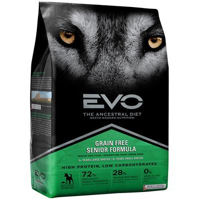 EVO Senior Formula Dog Food 6.6 lb. Bag