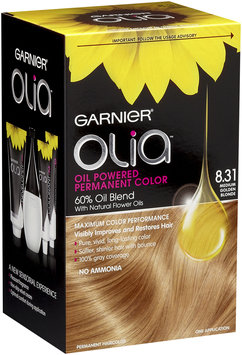 Garnier® Olia™ Oil Powered Permanent Haircolor, 18.31 Medium Golden Blonde