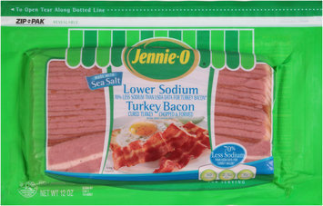 Jennie-O™ Lower Sodium Turkey Bacon 12 oz. Pack
