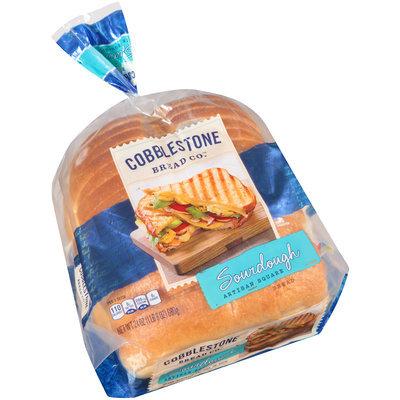 Cobblestone Bread Co.™ Sourdough Artisan Square Bread 24 oz. Bag