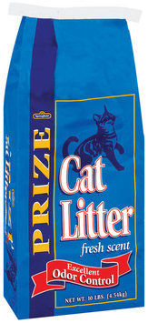 Springfield Prize Fresh Scent Cat Litter 10 Lb Bag